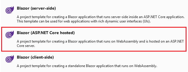 Build your first Blazor client-side application   BinaryIntellect