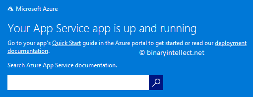Deploy ASP NET Core Web Applications to Azure in 5 Easy