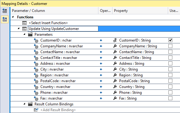 Working with Stored Procedures in Entity Framework - Part 1