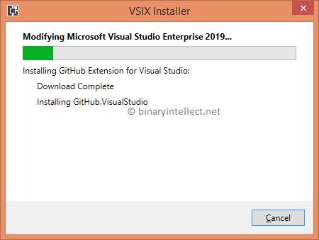Add ASP NET Core projects to GitHub using Visual Studio 2019